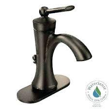 antique bronze faucet bronze bathroom faucet single hole 1 handle high arc bathroom faucet in oil