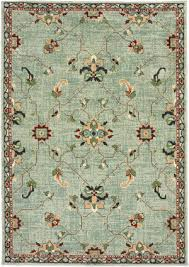 oriental weavers dawson 8262c blue teal area rug
