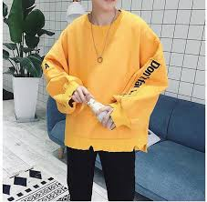 2019 The New Arrival Mens Hoodies Loose Sweater High Quality Mans Outerwear Plus Size M 5xl From Cinda02 Price Dhgate Com