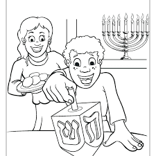 chanukah story coloring pages coloring pages free coloring free printable coloring pages for kids menorah coloring