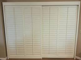 plantation shutter doors image of shutters for sliding