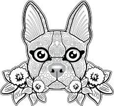 Dogs Free Coloring Pages On Art Coloring Pages Dog Coloring Page Dog