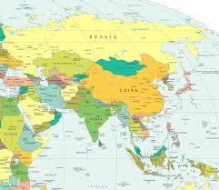 Asia, la cuna de la civilización y sus 45 países | Está en tu Mundo