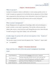 ccnp project management
