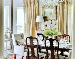 Home Design   Extraordinary Dining Room Curtain Ideass - Dining room curtain designs