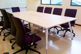 office conference table design. Rectangle Meeting Table With Cable Management Compartment And Steel Base Office Conference Design R