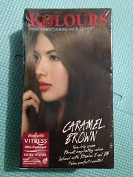 Caramel Brown Hair Color Chart 32 Judicious Kolours Hair Color Chart