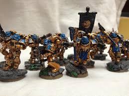 <b>Celestial Lions</b> Marines by rhoadesd20 on DeviantArt