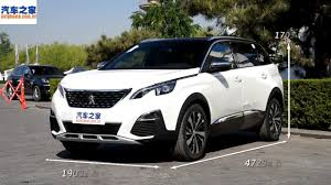 2018 peugeot 5008 suv. contemporary 5008 the all new 2017 peugeot 5008 suv interior and exterior overview intended 2018 peugeot suv u