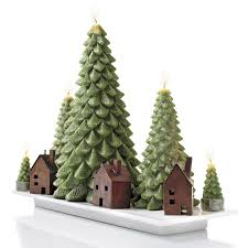 evergreen tree candles pine tree candle56
