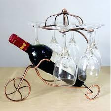 wine rack and wine glass holder wine rack decorative hanging wine glass holder bottle shelf upside down cup display rack vintage iron wine rack glass holder