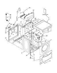 Front load washer parts diagram inspirational maytag mercial automatic washer parts