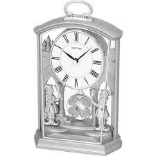 Кварцевые <b>настольные часы Rhythm 4RP796WR19</b> купить в ...