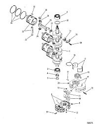 Mercury mariner 75 hp crankshaft piston and connecting rod