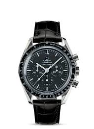 moonwatch professional chronograph 42 mm front view
