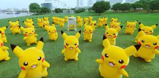 Pokemon Vending Machine Toys Impressive Pokémon Video 48 Pikachu Dance To Yodeling Around A Vending Machine