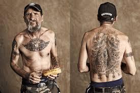 как выглядят в старости люди с татуировками блог курилка