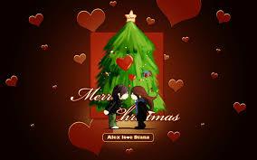 2013 Merry Christmas Love Cartoon HD ...