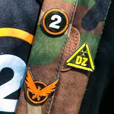 The Division <b>2</b> Starter Pack Enamel <b>Pin Set</b>