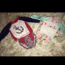 Swim | Target Baby Girl Bathing Suits | Poshmark