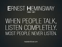 Listening Quotes Amazing 48 Most Beautiful Listening Quotes And Sayings