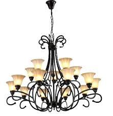 bronze wrought iron chandeliers large chandelier led bronze finished crystal chandelier hallway hotel customer room lighting