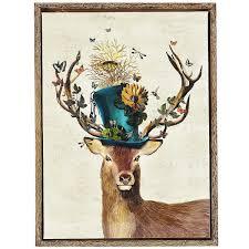 dashing deer art pier 1 imports