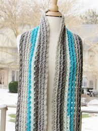 Caron Cakes Yarn Patterns Free Best Ocean Waves Scarf Free Crochet Scarf Pattern Using Caron Cakes Yarn