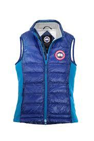 Canada Goose HyBridge Lite Vest Womens Pacific Blue.