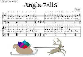 sheet music for kids jingle bells very easy piano sheet music jingle bells sheet music