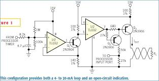wiring diagram plc to 4ma and 20ma devices altaoakridge com 4-20ma wiring diagram 4 20ma output from arduino page 2