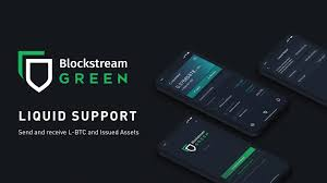 For the time of writing this review, there was no app for ios. Liquid Arrives On Blockstream Green