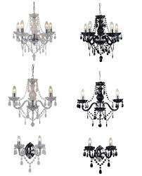 marie therese 2 3 5 ceiling light acrylic droplets chandelier wall