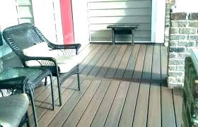 outdoor porch flooring options covered ideas front concrete floor porc