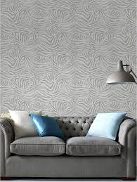 Appelboom Bloesem Blauwgroen Wallpaper By Graham And Brown