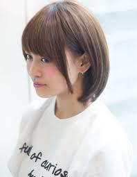 キレイな丸みのバランスショートボブtu 302 ヘアカタログ髪型
