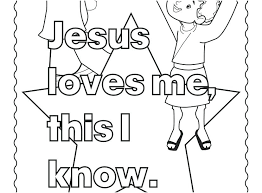 Preschool Bible Coloring Pages Printable Childrens Bible Story