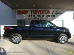 2011 Toyota Tundra TRD Rock Warrior Double Cab 4x4 in Black ...