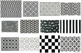 ikea black and white rug black white rug bold black and white rugs black and white