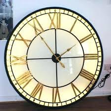 extra large modern wall clocks large skeleton wall clocks extra extra large modern wall clocks uk