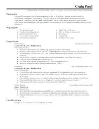 Resume For Auto Mechanic Cool Sample Resume For Automotive Technician Resume Automotive Mechanic