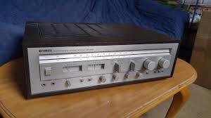 vintage yamaha receiver. picture 1 of 11 vintage yamaha receiver