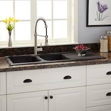 Best 25 Black Kitchen Sinks Ideas On Pinterest  Black Sink Kitchen Sink Term