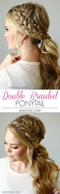 Quick Cute Ponytail Hairstyles 25 Best Ideas About Black Ponytail Hairstyles On Pinterest High