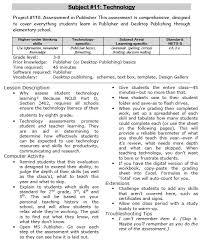 Ms Publisher Lesson Plans Ms Publisher Lesson Plans Radiovkm Tk