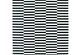 black and white striped rug rugs stripe large size of outdoor