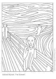 Best Of Andy Warhol Coloring Pages For Tomato Soup Coloring Page