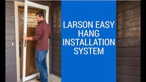 Larson Storm Door Size Chart How To Install A Larson Storm Door
