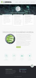 Website Design Suwanee Ga Be Original Design Competitors Revenue And Employees