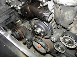 bmw e30 e36 water pump replacement 3 series 1983 1999 engine should resemble figure 1